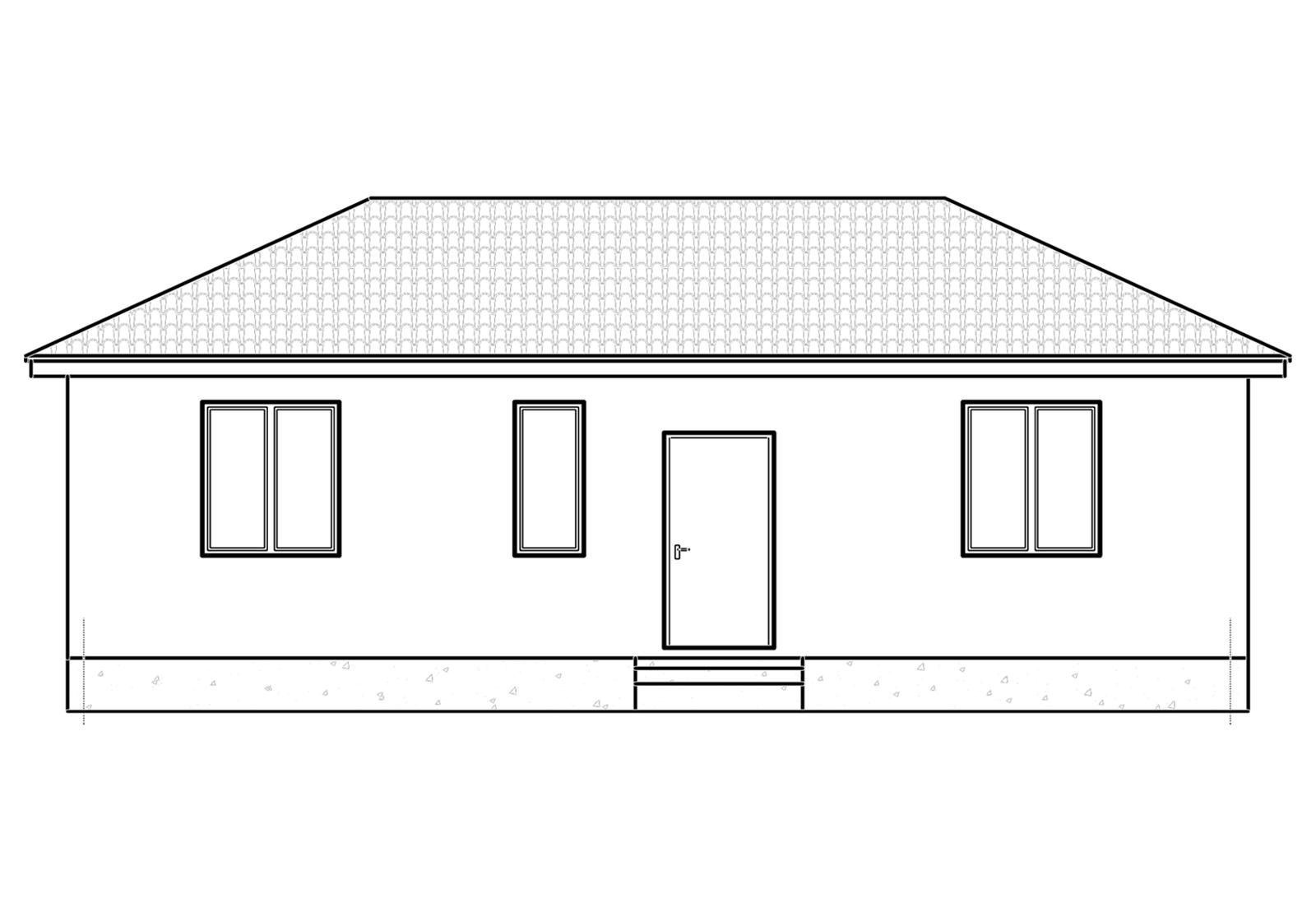 Коттеджный поселок «Домино» | КП «Домино» | Площадь 74.4 кв.м на 4.34 сот.